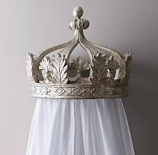 Impressive Bed Canopy Crown with Bed Crowns Glamorous Gold Fleur De ...