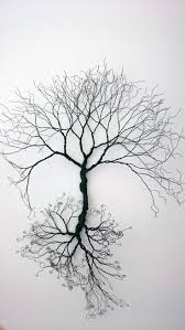 Wire Art Best 25 Wire Trees Ideas On Pinterest Wire Tree Sculpture