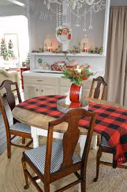 Christmas Decorations For Kitchen Cottage Christmas Home Tour With Country Living Fox Hollow Cottage