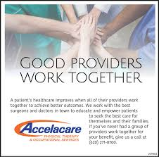 good providerswork togethera patient s healthcare improves when all of their providers worktogether to achieve better outcomes