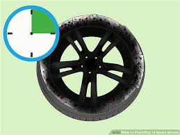 diy paint rims how to plasti dip 10 spoke wheels with wikihow