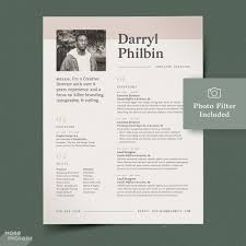 Cv Template With Photo Creative Cv Template Indesign Resume Resume Graphic Designer 2 Page Resume Pages Resume Template Cv Word