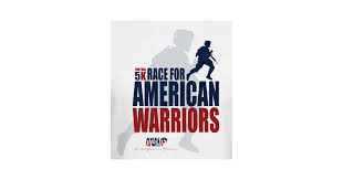 Race for American Warriors Virtual 5k (Sold Out) Results