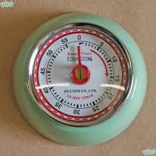 vintage streamline kitchen timer ideas