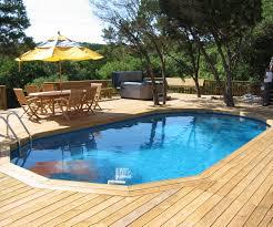 Best Swimming Pool Deck Ideas - Exterior decking materials