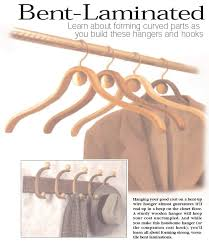 Coat Rack Woodworking Plans Bent Laminated Hangers And Coat Rack Woodworking Plan 97