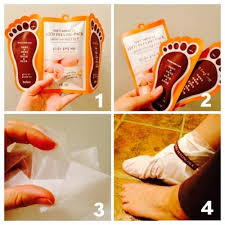 <b>Пилинг для ног MJ</b> Care Soft Miracle Foot Peeling Pack