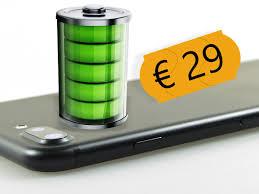 iphone 6s akku tauschen kosten