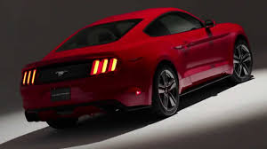 Introducing the All-New Ford Mustang | 2015 Ford Mustang | Ford ...