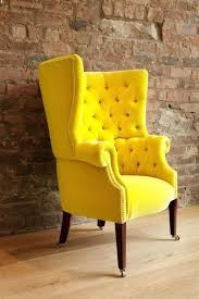 bright armchair modern coloured armchairs