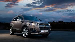 Chevrolet Captiva Updated for 2013/2014
