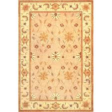 living hand knotted heiress sheep wool rug black hooking