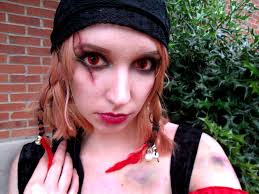 little ones you womens pirate makeup ideas toria39s trere chest august 2016