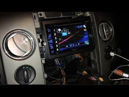 2004 2008 lincoln mark lt ford f 150 stereo install and backup 2004 Ford F150 Stereo Wiring Harness 2004 2008 lincoln mark lt ford f 150 stereo install and backup camera youtube 2004 ford f150 stereo wiring harness diagram