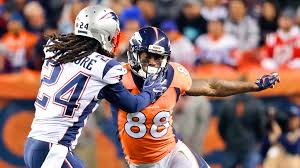 2018 New England Patriots Depth Chart Is Demaryius Thomas A Possibility For The Patriots Nbc