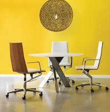 metal modern round table