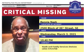 """7News DC on Twitter: """"HAVE YOU SEEN HIM? @DCPoliceDept needs your ..."""