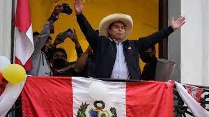 Linkskandidat Castillo liegt in Präsidentenwahl knapp vorne