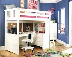 wood bunk bed with desk. Loft Bed With Desk Bedroom White Folding Red Extra Rectangle Shape Mounted . Wood Bunk K
