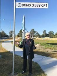 Doris Gibbs, an inspirational woman at Arcare Hope Island