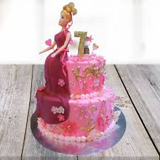 Glamours Barbie Cake Winni