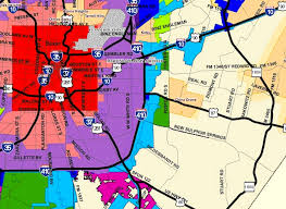 san antonio focuses on annexation strategyrivard report San Antonio City Limits Map section of city of san antonio annexations by decade map san antonio city limits map 2016