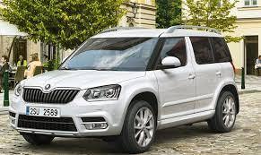 new car launches australia 20142015 Skoda Yeti launched in Australia India launch by mid2014