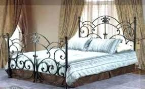 Cast Iron King Size Bed Frame King Size Cast Iron Bed Frame ...