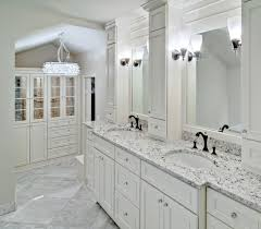 White Ice Granite Kitchen Kitchen White Ice Granite Bathroom Vanity With White Cabinet Big