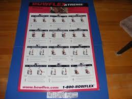 Exercise Routines Bowflex Xtl Exercise Routines