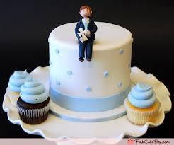 1st Communion Topper Cake