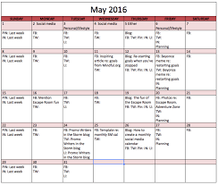 calendar for the month of may how to create a monthly social media calendar m