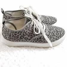 Keds Shoe Width Size Chart Sole Diva Animal Print Sneakers Lace Up Platform 7