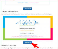 7 Make Your Own Gift Certificate Bookletemplate Org