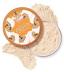 amazon coty airspun loose face powder 2 3 oz translucent tone loose face powder for setting makeup or as foundation lightweight long lasting