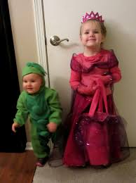 princess and the pea costume. Laura Made Alaina\u0027s Princess Dress And Her A Tote Bag To Match. She  Bought Ruby\u0027s Pea Outfit. The Costume G