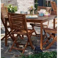 patio dining: capri acacia patio dining table capriacaciapatiodiningtable capri acacia patio dining table