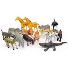 african animals toys. Contemporary Animals Wild Republic  Nature Tube Plastic African Animals  Intended Toys N