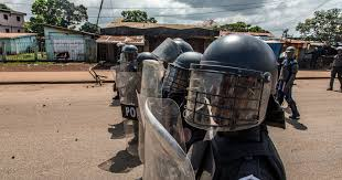Guinea: Two opposition figures given 1-year jail sentences | Alpha ...