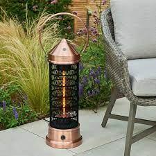 kettler kalos copper lantern patio