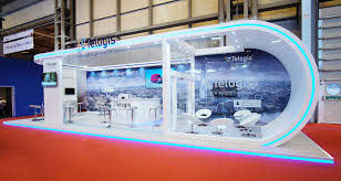 Exhibition Display Stands Uk Magnificent MEMS International Exhibition Contractors Exhibition Contractor