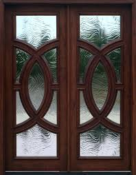 double front doors with glass wood and glass double entry doors double wood doors with glass