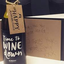 wine down just add wine gift set