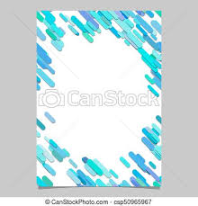 Brochure Background Design Abstract Rounded Diagonal Stripe Pattern Brochure Template Blank
