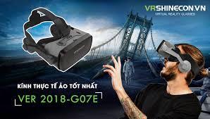 Video review kính thực tế ảo VR Shinecon 2019 - G07E - Kính thực tế ảo cho  Iphone chất lượng 2018