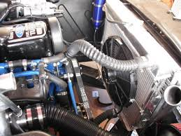 new champion radiator installed vintage mustang forums