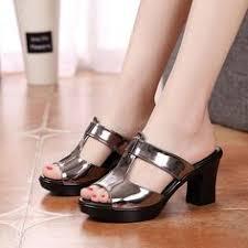 GKTINOO <b>new</b> sandals <b>women genuine</b> leather sandals thick heel ...