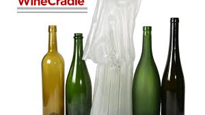 WineCradle is an inflatable, re-usable and water-tight (and wine-