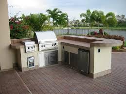 waterproof outdoor kitchen storage cabinet