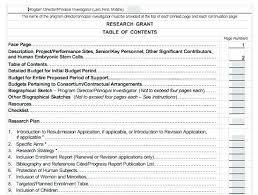 Table Of Contents Apa Table Of Contents Apa Template Europahaber Com